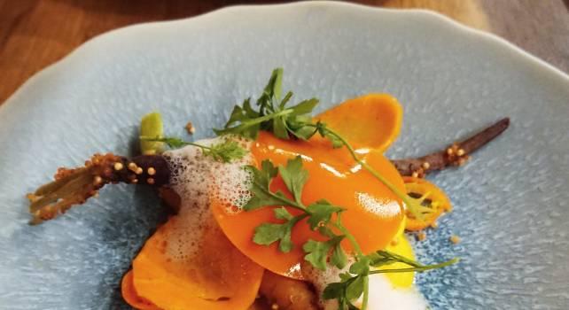 Culina Hortus : Le meilleur restaurant végétarien du monde se trouve à Lyon