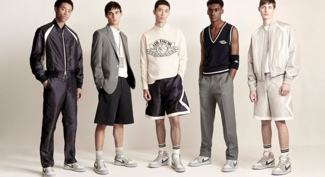 Dior : La maison annonce la sortie de la Air Jordan 1 High/Low OG ainsi qu'une collection capsule