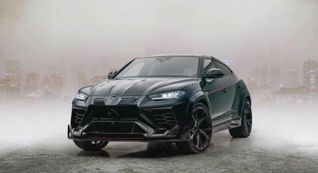 Lamborghini Urus Venatus by Mansory : Une version encore plus agressive du SUV le plus rapide du monde