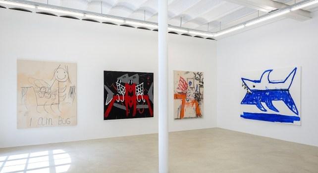 Robert Nava : L'étoile montante du « bad painting »