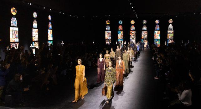 Dior Printemps-Été 2021 : Un défilé placé sous le signe de la femme libérée