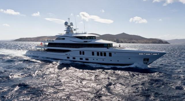 Plvs Vltra Yacht : Découverte de ce yacht d'exception imaginé par Amels