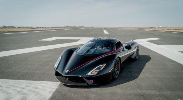 SSC Tuatara : Découvrez la voiture la plus rapide du monde