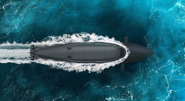 SubSea «Victa» : Mi hors-bord, mi sous-marin