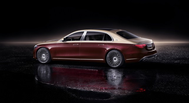 Mercedes-Maybach Classe S (2020) : La version la plus luxueuse de la gamme