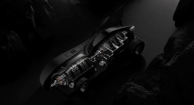 Horloge 1989 Batmobile x Kross Studio : Une première collaboration exceptionnelle venue sublimer le héros de DC Comics