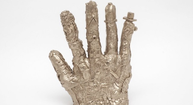 Michael Swaney «Hamsa Finger Family» : L'artiste collabore avec la Galerie Bomma