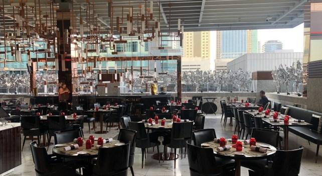 L'Atelier de Joël Robuchon : La nouvelle adresse au cœur du centre financier de Dubaï