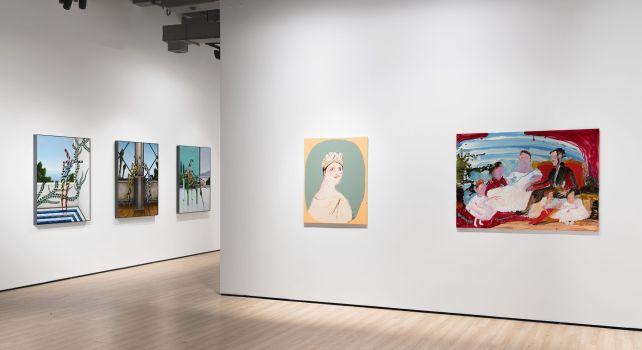 Almine Rech Shanghai «Painting Someone» : Une exposition à l'image de l'année 2020