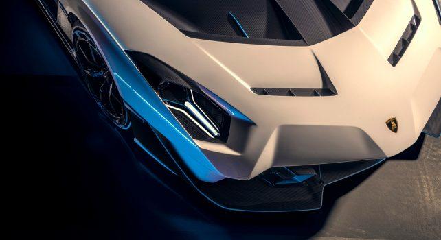 Lamborghini SC20 : Un concept de 770 chevaux réalisé en un exemplaire unique