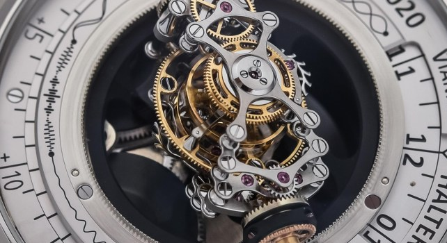 Vianney Halter « Deep Space Resonance Tourbillon » : Quand les lois de la physique rencontrent l'horlogerie