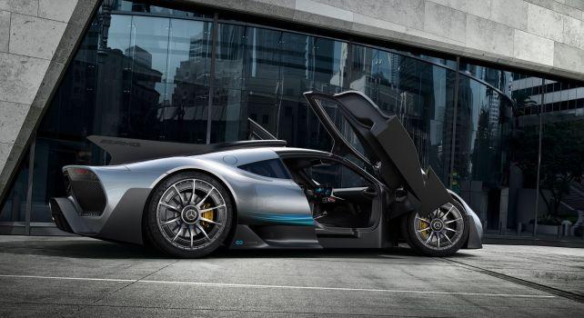 Mercedes-AMG Project ONE : Une mince frontière entre formule 1 et Supercar hybride