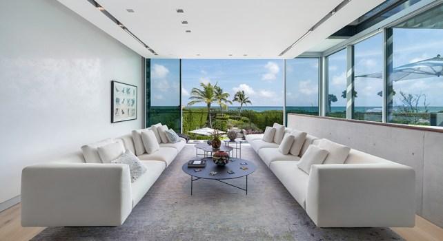 Miami : Découvrez cette villa d'exception en vente au prix de 25,5 millions de dollars