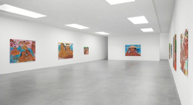 «Summer I Miss You» : L'exposition solo de Monica Kim Garza à la galerie Ruttkowski;68 de Cologne