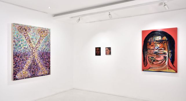 Un Hiver à Paris : La nouvelle exposition collective présentée par la galerie Almine Rech
