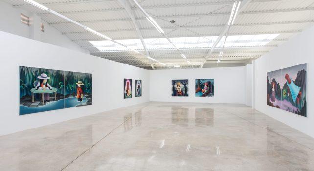 Jordi Ribes «Take off your socks» : La nouvelle exposition à la galerie L21