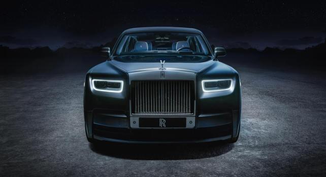 Rolls-Royce Phantom Tempus : Une édition spéciale aux influences astronomiques