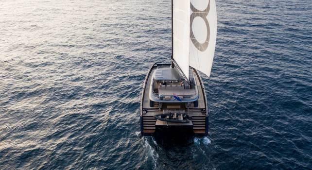 Sunreef 80 Eco : Le futur du catamaran de luxe actuellement en production