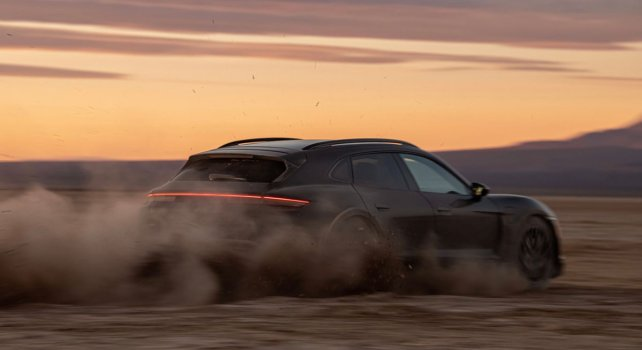 Porsche Taycan Cross Turismo : Le crossover 100% électrique du constructeur allemand
