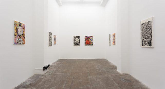 Oscar yi Hou «Crane Seeking Comforts» : L'artiste s'expose à la galerie T293 au sein du projet «Also on View»