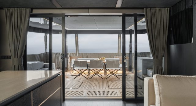 Sunreef 70 Ginette : Le yacht alliant performance, luxe et confort