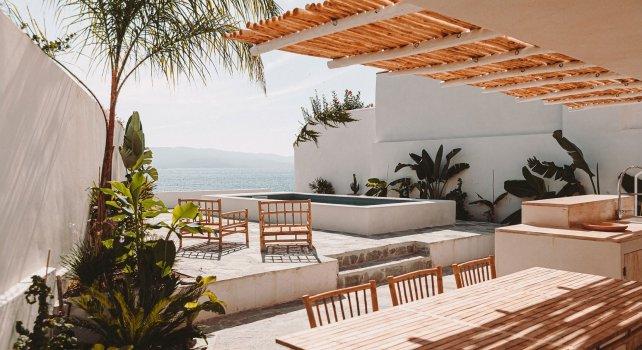 Casa Santa Teresa : La merveilleuse villa ajaccienne