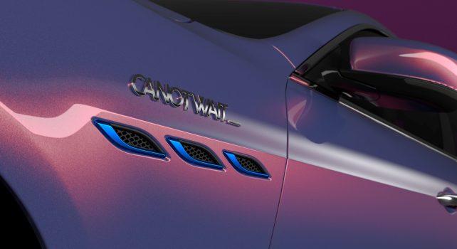 Maserati X Can Not Wait: L'hyper personnalisation automobile