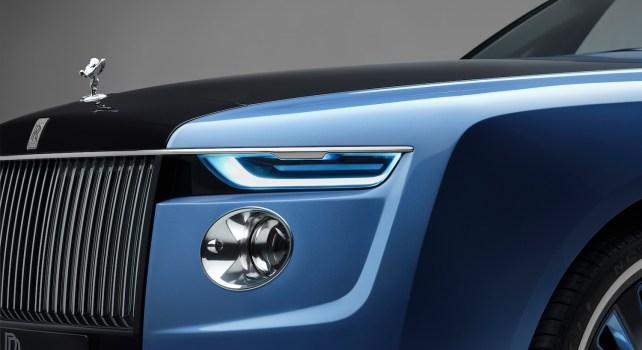 Rolls-Royce Boat Tail : La voiture la plus chère du monde