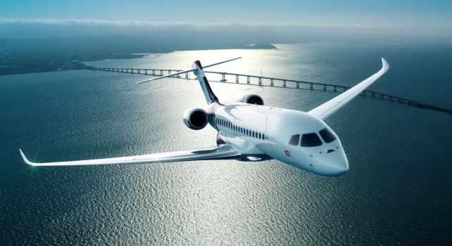 Dassault Falcon 10X : Le jet privé le plus confortable du marché s'annonce pour 2025