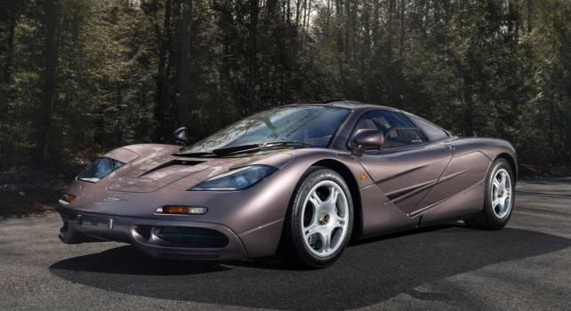 McLaren F1 1995 : Un exemplaire exceptionnel vendu plus de 20 millions de dollars