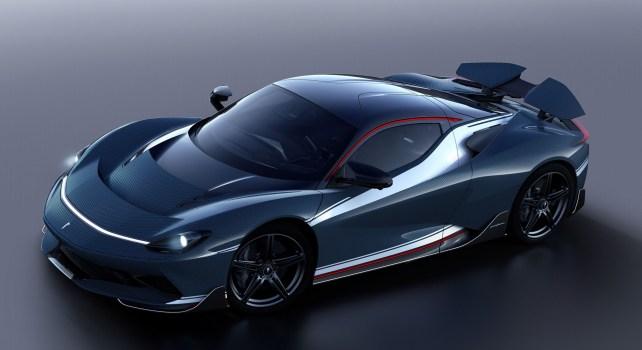 Pininfarina Battista : Le premier modèle du carrossier italien enfin dévoilé sous sa forme finale