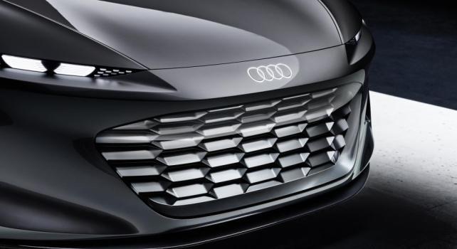 Audi Grandsphere Concept : Découvrez la future berline à conduite autonome