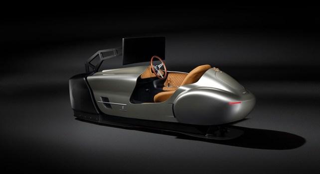 Pininfarina Leggenda eClassic Simulator : L'outil parfait pour les passionnés de course automobile