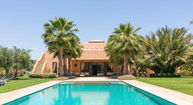 Marrakech : Visite guidée au sein de la somptueuse Villa Kyanite