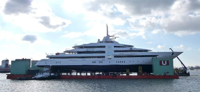 100m Yacht For German Billionaire Who Cut Employee Wages