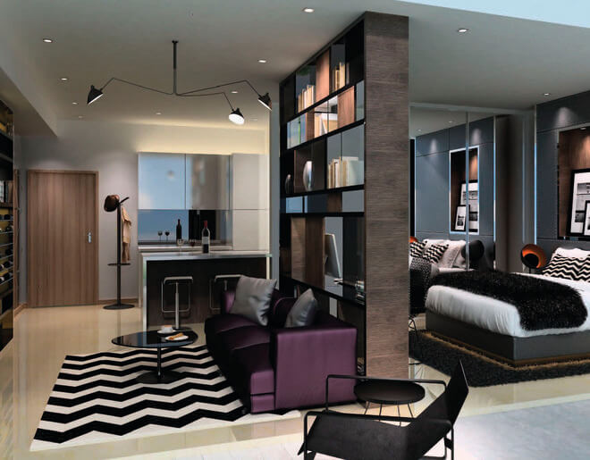 Consisting Of 168 Luxurious Units With A Selection 1 Bedroom To 3 And The Needs Residents At 6 Derbyshire Are