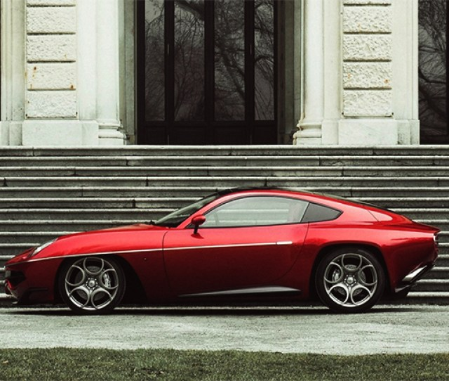 To Ensure Constant And Repeatable Quality The Entire Production Process Of The Alfa Romeo Disco Volante  Is Documented And Digitally Logged