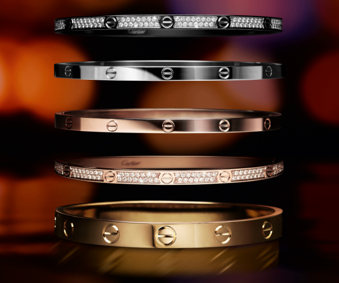Cartier Love Bracelet  A Gift for your Better Half this Valentine s     Cartier LOVE Bracelet  A Gift for your Better Half this Valentine s Day