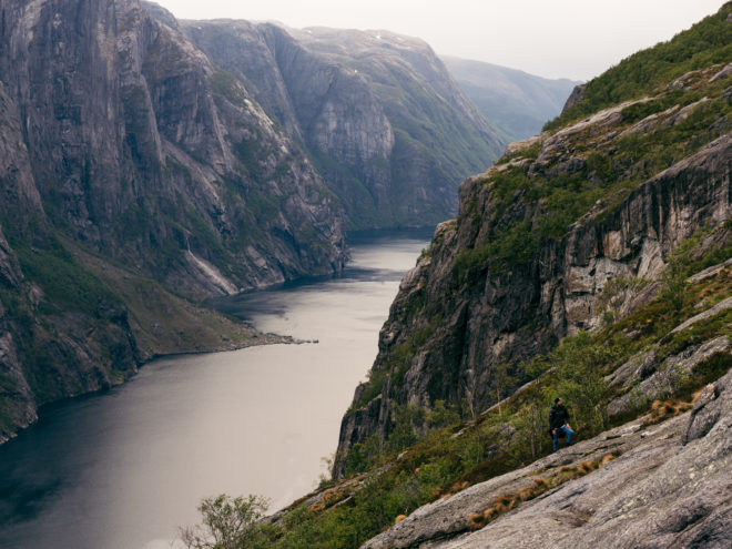 Norway's spectacular fjords are great for cruising and hiking; Photo: Matt Porteous