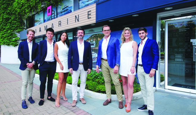 Now in its third year as a Fraser representative, Asiamarine has also found time to expand to Vietnam, grow a lively charter business, increase Galeon sales and add Bali Catamarans to a colourful portfolio