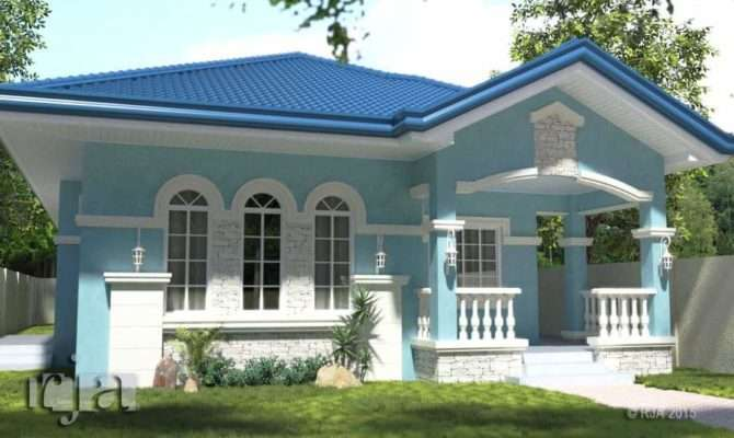 Stunning Small Bungalow Designs Home Ideas Interior Design Ideas