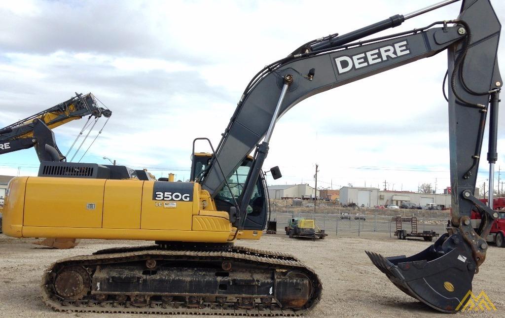 John Deere Excavators Specifications