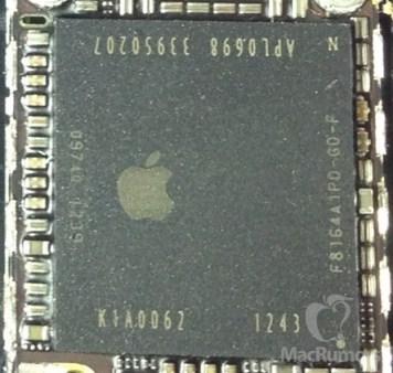 apple iphone A& processador