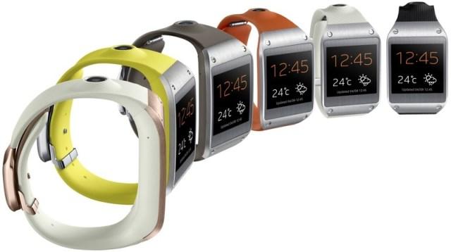 samsung galaxy gear smartwatch showmetech