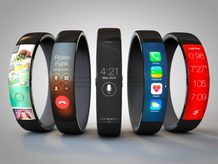 iwatch concept nike - Apple adquire empresa de MicroLED