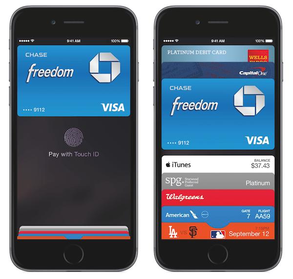 Apple paga le transazioni mobili raddoppiate del portafoglio a Walgreens, rappresentato 50% degli acquisti di Rubinetto  Paga a McDonalds