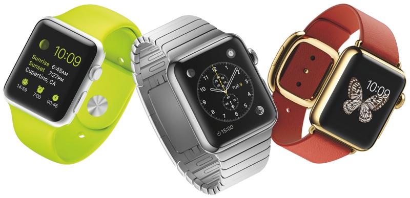 """10% dei consumatori """"molto probabilmente"""" per comprare uno Smartwatch nel 2015, suggerendo gli orologi di 24M Apple"""