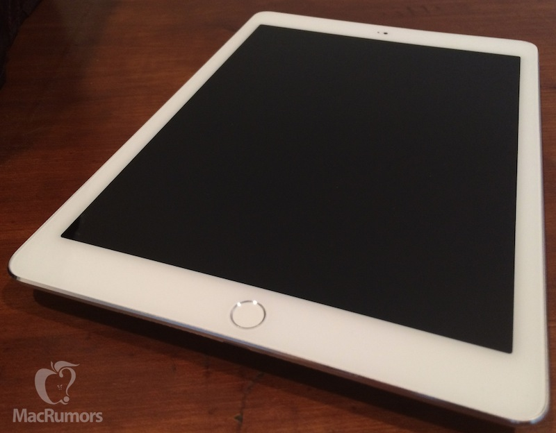 "First Look! iPad Air 2 and ""iPad PRO"""