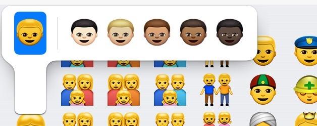 Updated Emoji Keyboard View