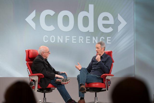 Video completo dellintervista di Jeff Williams alla conferenza di codice ora disponibile